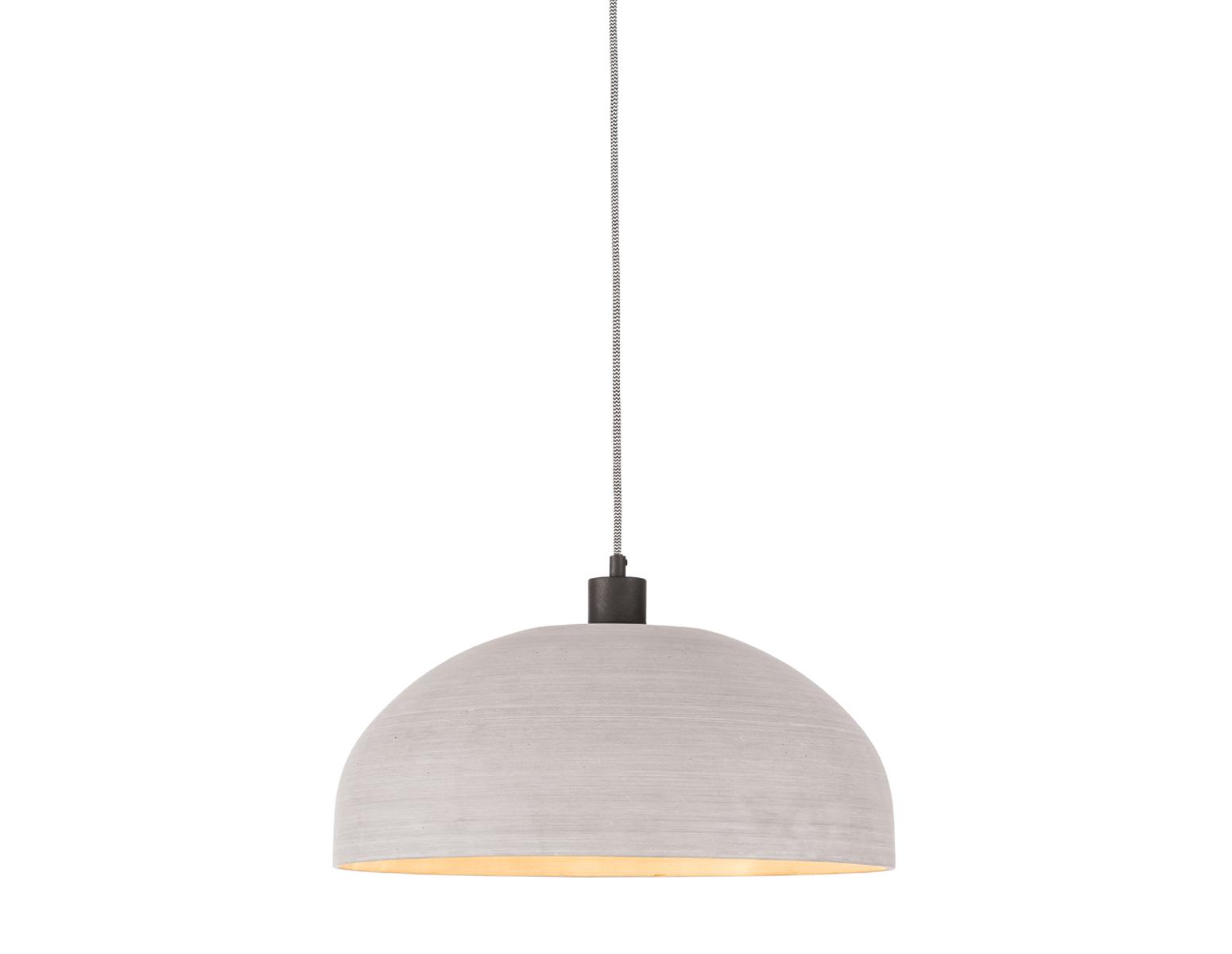 Hanglamp beton space