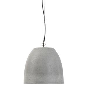 Hanglamp beton groot