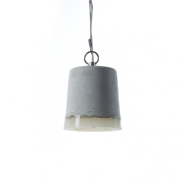 hanglamp-beton-rond-klein