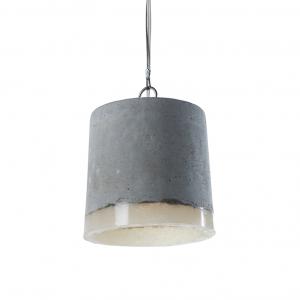 hanglamp-beton-rond-middel