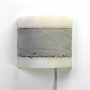 Muurlamp beton