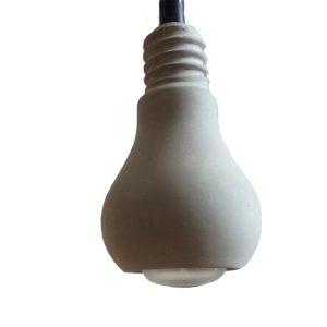 Hanglamp-peertje-beton